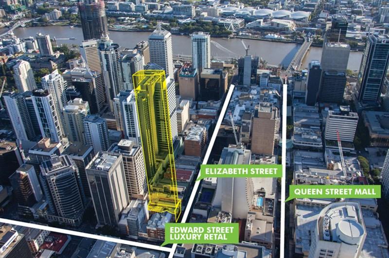 199 Elizabeth Street BRISBANE CITY QLD 4000