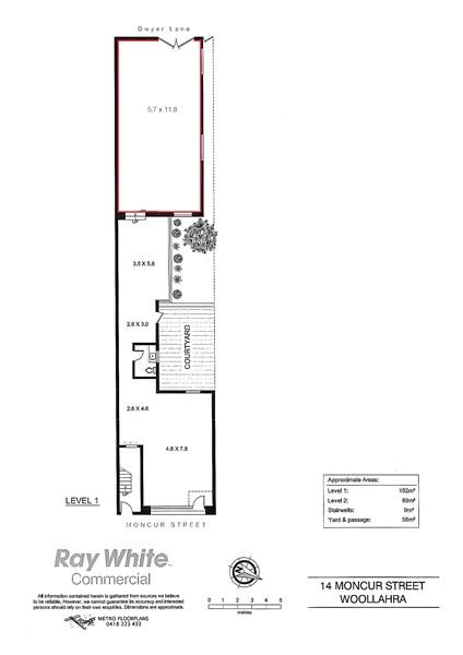 14 Moncur Street WOOLLAHRA NSW 2025