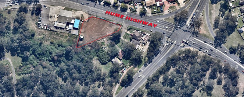 977 Hume  Highway LANSVALE NSW 2166