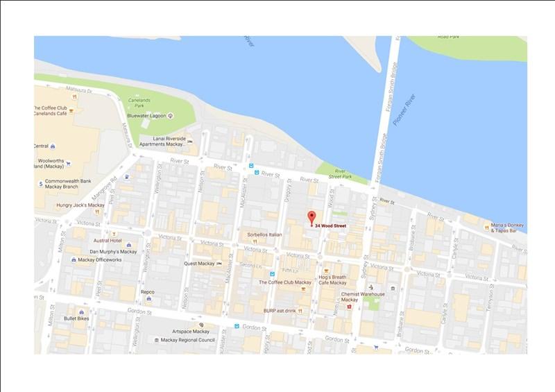 34 Wood Street MACKAY QLD 4740