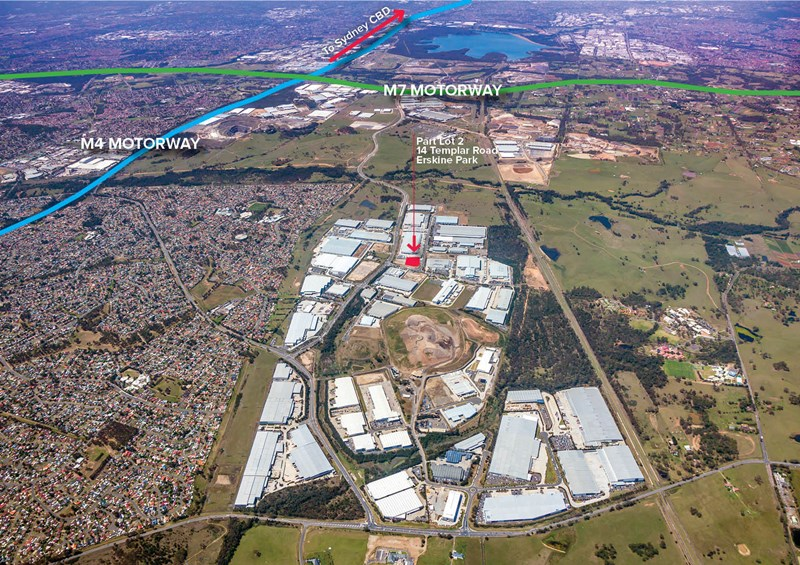 Part Lot 2/14 Templar Road ERSKINE PARK NSW 2759
