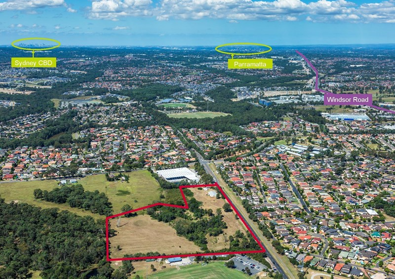Lot 2 Withers Road ROUSE HILL NSW 2155