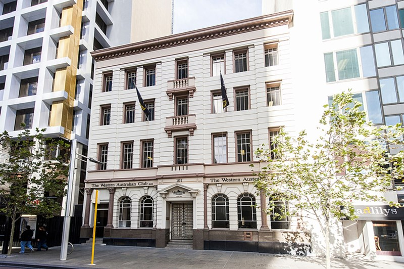 101 St Georges Terrace PERTH WA 6000
