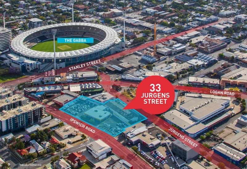 33 Jurgens Street WOOLLOONGABBA QLD 4102