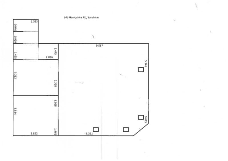 243 Hampshire Rd SUNSHINE VIC 3020