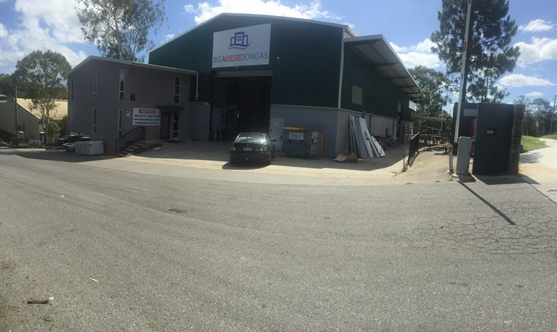 Building 6/6 Quinns Hill Road East STAPYLTON QLD 4207