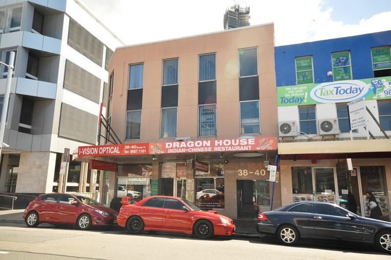38-40 George Street PARRAMATTA NSW 2150