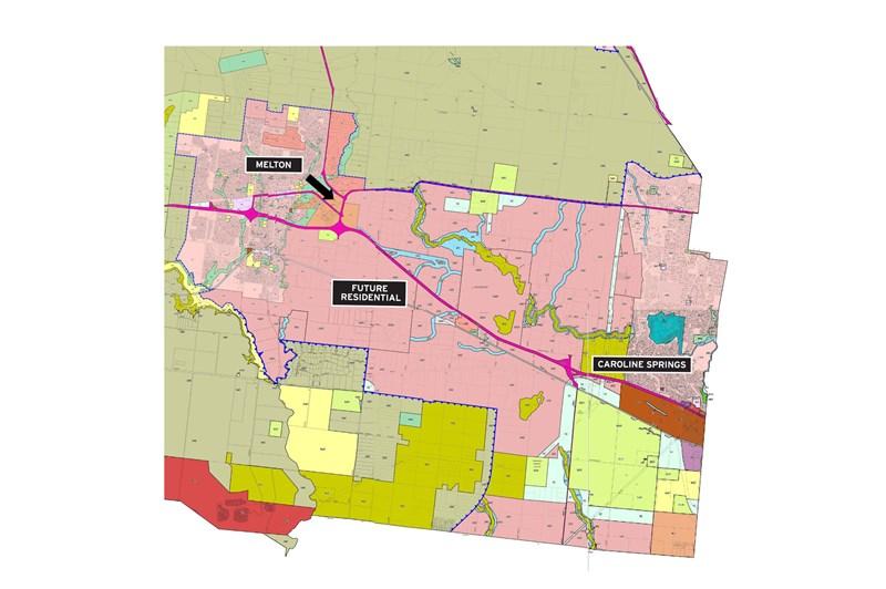 3 Melton Highway, Corner Federation Drive MELTON VIC 3337