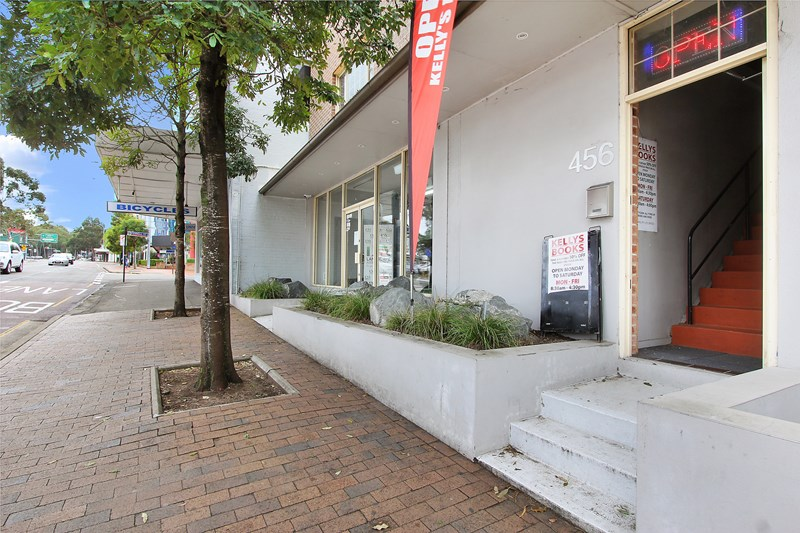 456 Church Street PARRAMATTA NSW 2150