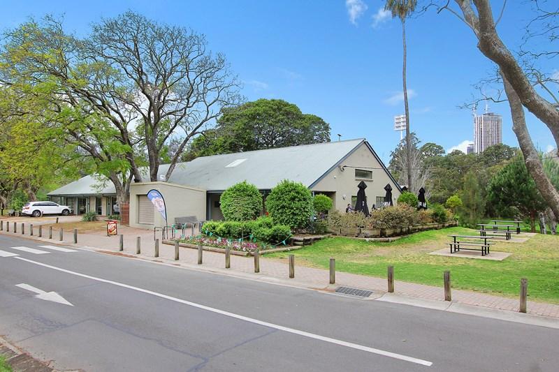 Parramatta Park Cafe Parramatta Nsw