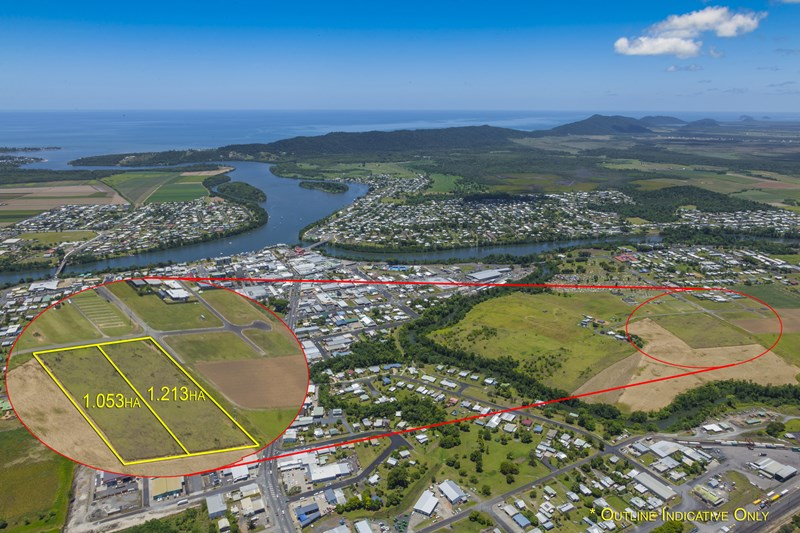 Lots 11 and 14 Downing Street INNISFAIL QLD 4860