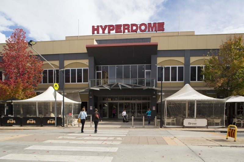 Tuggeranong Hyperdome/210 Anketell Street TUGGERANONG ACT 2906
