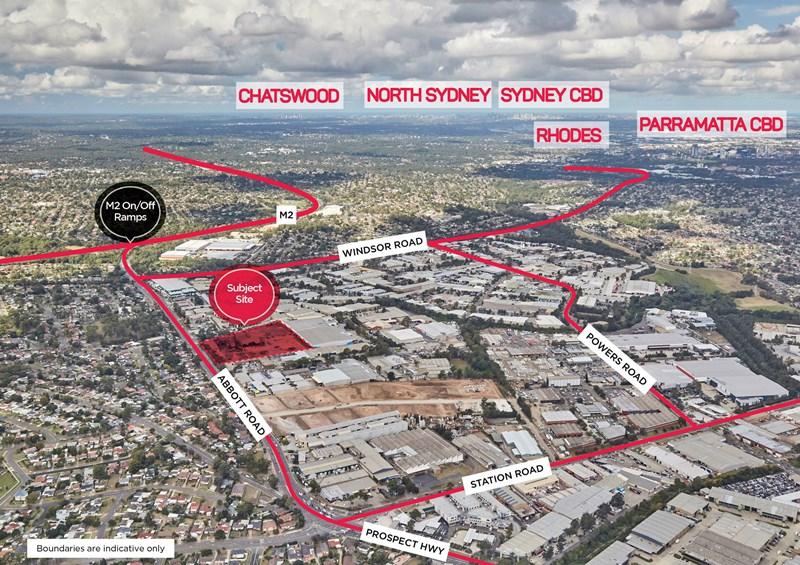 18-24 Abbott Road SEVEN HILLS NSW 2147