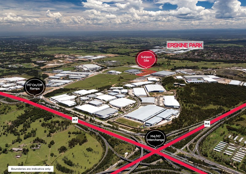 Lot 2012/Eastern Creek Drive EASTERN CREEK NSW 2766