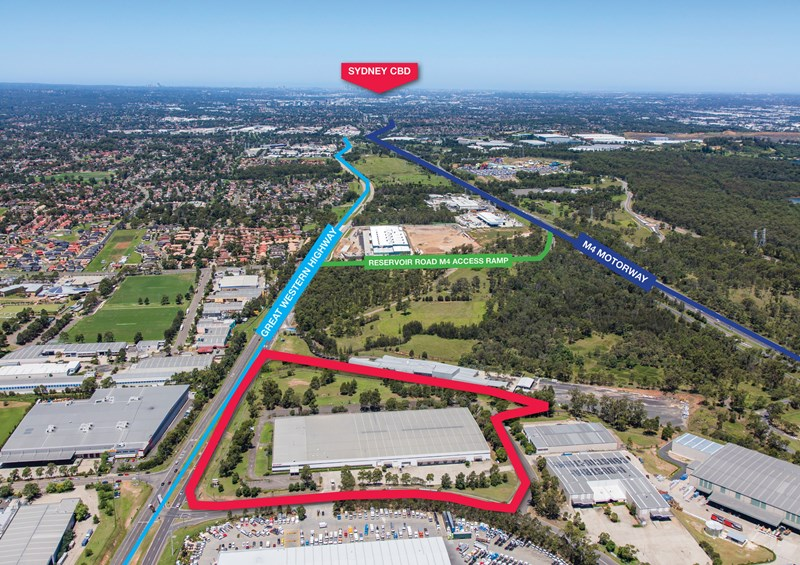 1 Huntingwood Drive HUNTINGWOOD NSW 2148