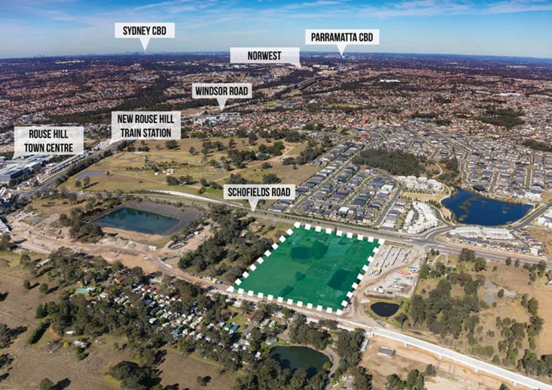 99 - 101 Schofields Road ROUSE HILL NSW 2155