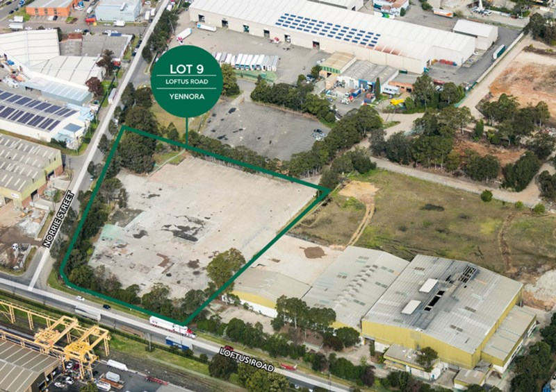 Lot 9 Kiora Crescent YENNORA NSW 2161
