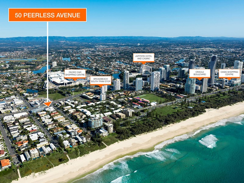 50 Peerless Avenue MERMAID BEACH QLD 4218