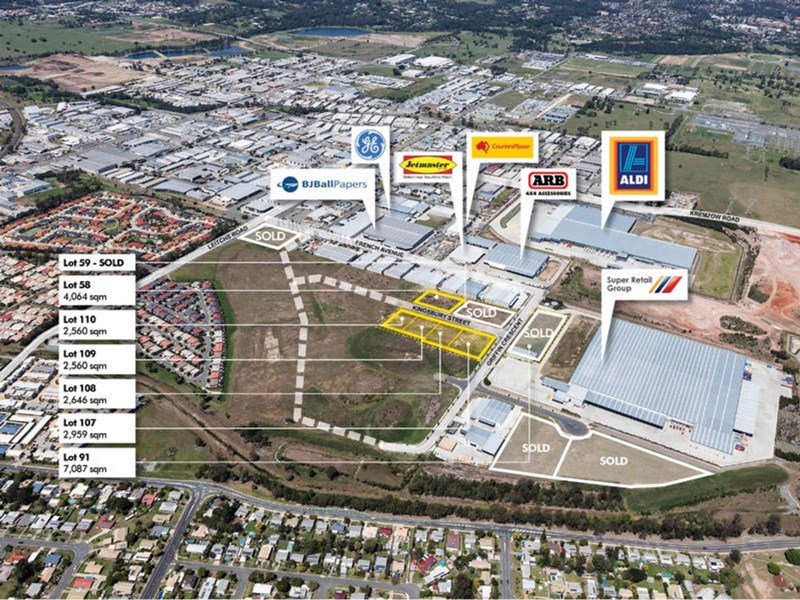NewBase Business Par Corner Leitchs Road & French Avenue BRENDALE QLD 4500