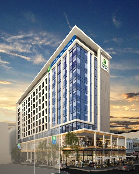 Holiday Inn Express Hindley Street ADELAIDE SA 5000