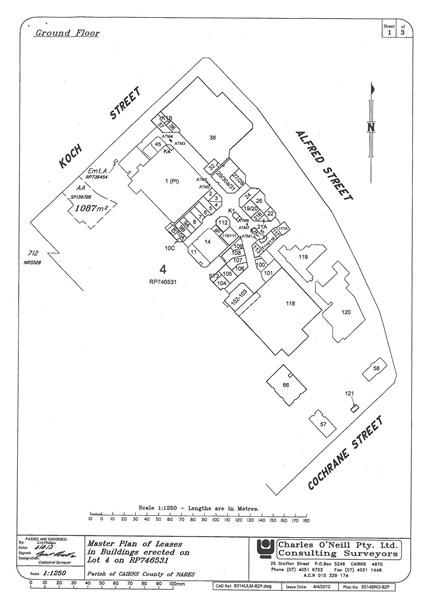 SHOP 101 CNR ALFRED & KOCH STREET MANUNDA QLD 4870