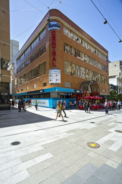 112 - 118 Rundle Mall ADELAIDE SA 5000