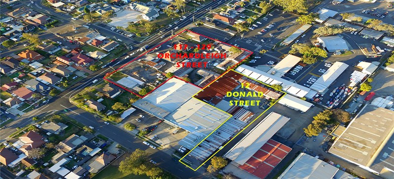 117 - 129 Orchardleigh  Street GUILDFORD NSW 2161
