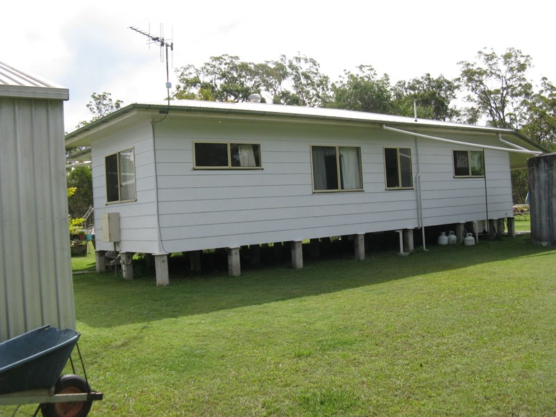 BULLYARD QLD 4671