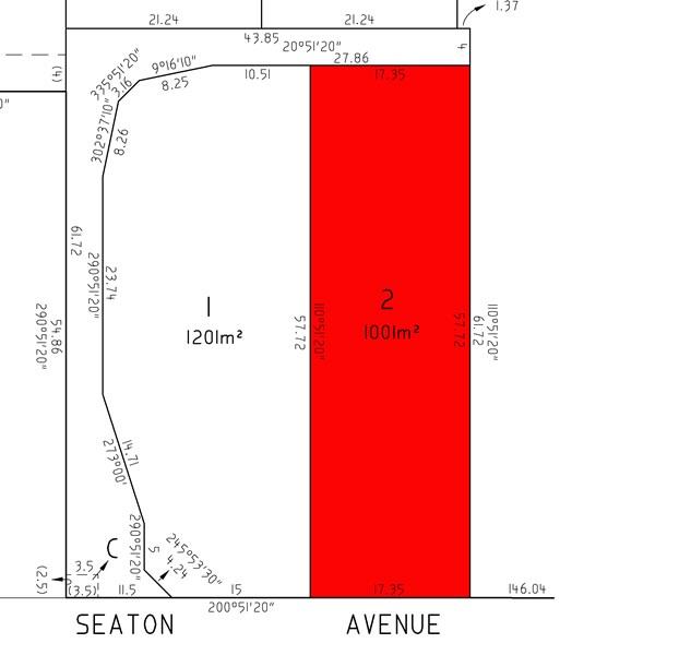 Lot 2 Seaton Avenue PORT LINCOLN SA 5606