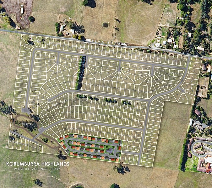 Lot 1 Bena Road KORUMBURRA VIC 3950