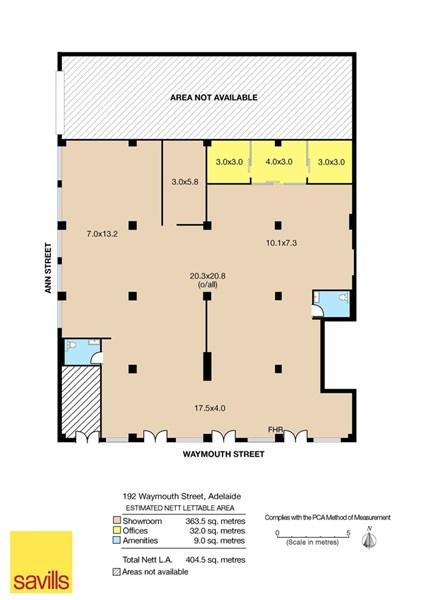 Ground Flo/192 Waymouth Street ADELAIDE SA 5000