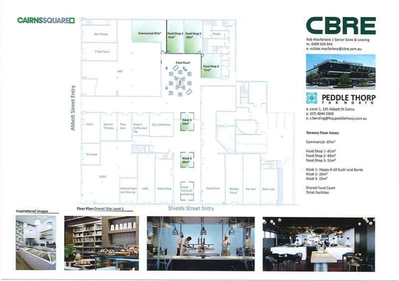 Cairns Squ/42-52 Abbott Street CAIRNS QLD 4870