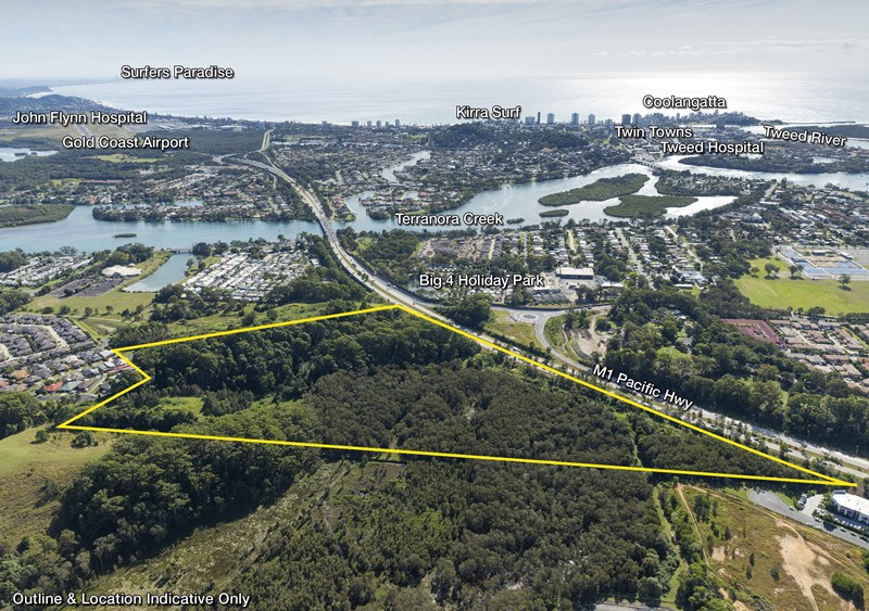 Lot 1 Firetail Court TWEED HEADS SOUTH NSW 2486