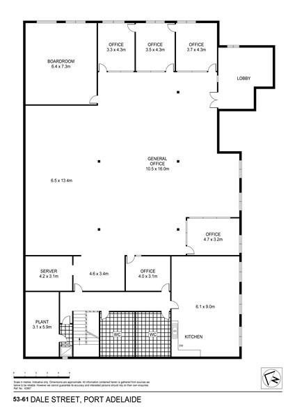 Level 1/53-61 Dale Street PORT ADELAIDE SA 5015