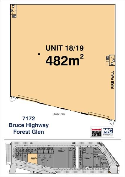 18&19/7172 Bruce Highway FOREST GLEN QLD 4556