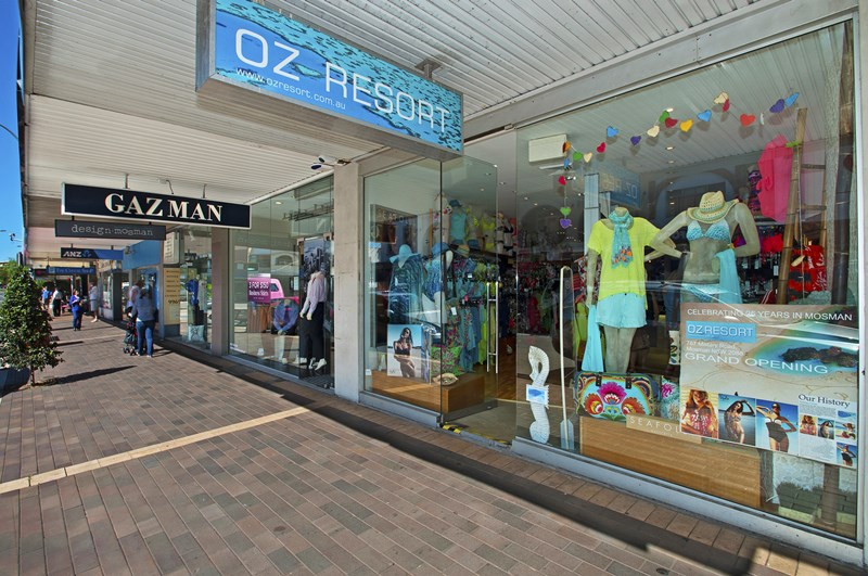 Shop 1/787 Military Road MOSMAN NSW 2088