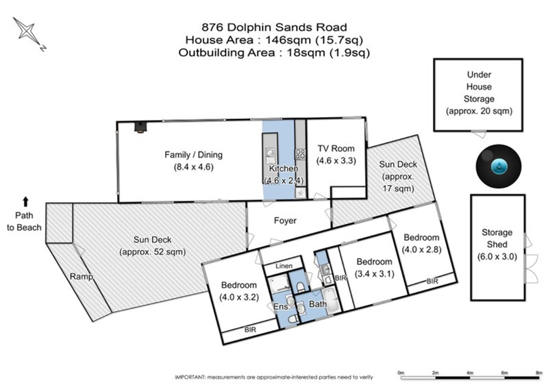 876 Dolphin Sands Road DOLPHIN SANDS TAS 7190