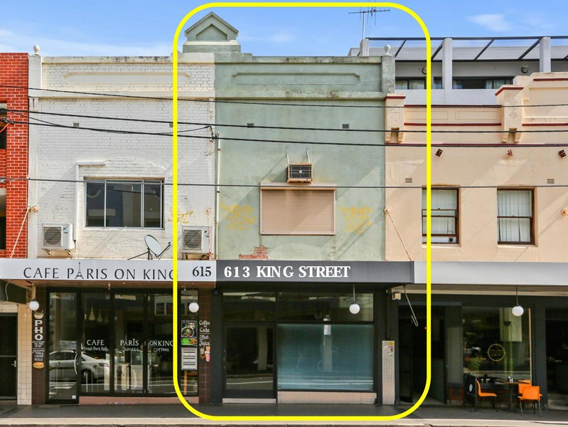 613 King St NEWTOWN NSW 2042
