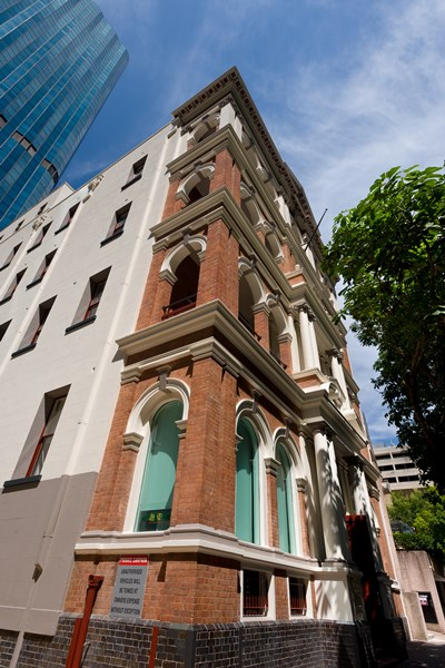 283 Elizabeth st BRISBANE CITY QLD 4000