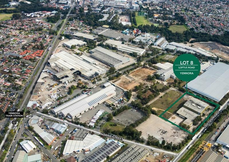 Lot 8 Loftus Road YENNORA NSW 2161