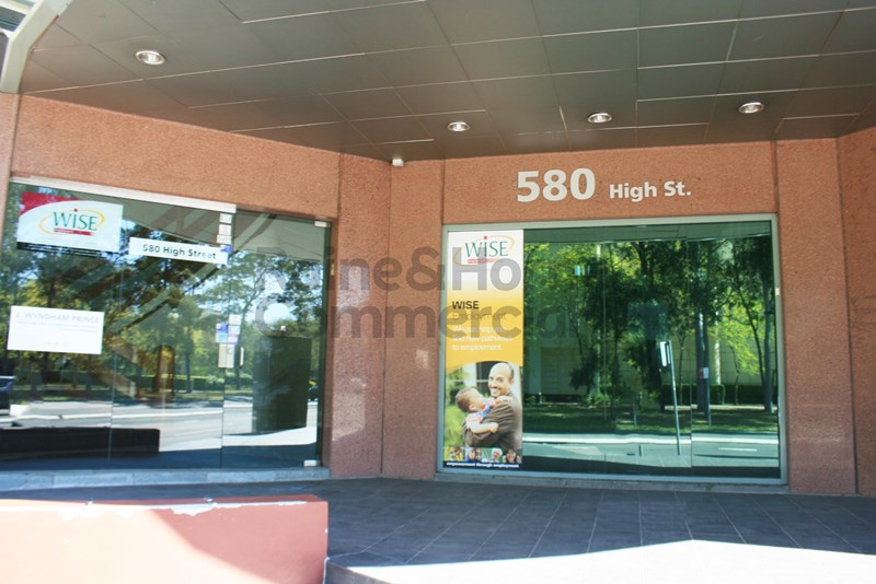 Ground, 580 High Street PENRITH NSW 2750
