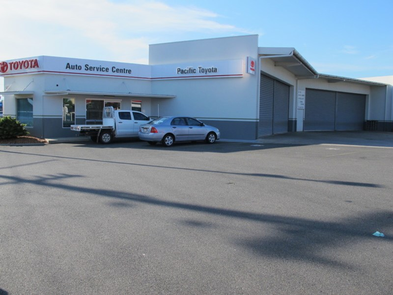 590 Bruce Highway WOREE QLD 4868