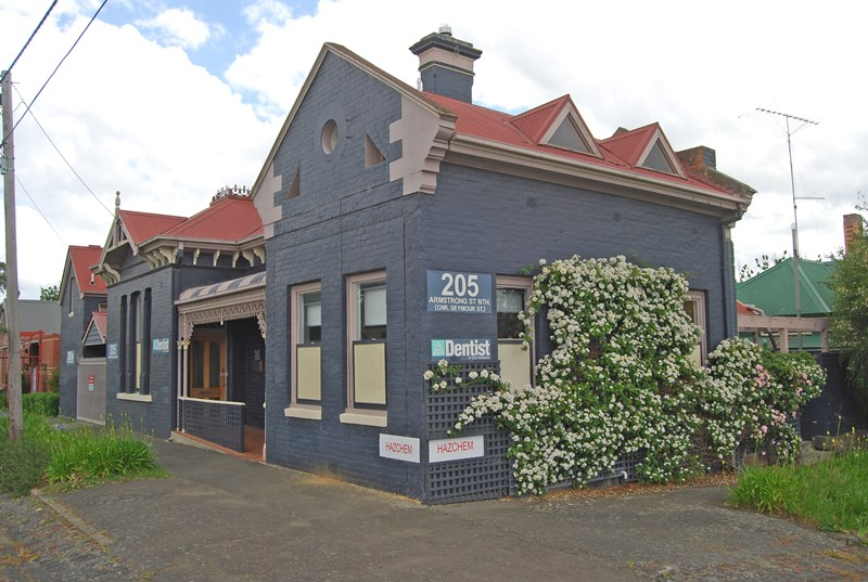 205 Armstrong Street North SOLDIERS HILL VIC 3350
