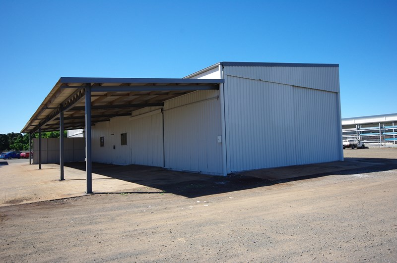 Shed 5 / 8 Melvin Street NORVILLE QLD 4670