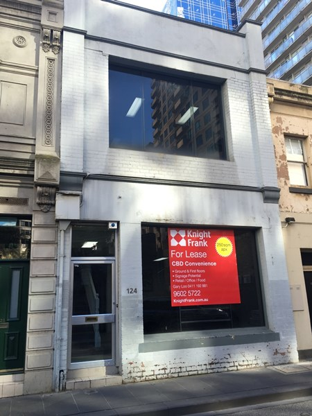 124 Little Lonsdale Street MELBOURNE VIC 3000