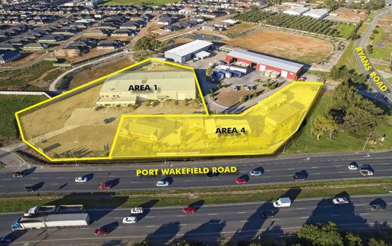 Areas 1 & /151-159 Ryans Road PARAFIELD GARDENS SA 5107