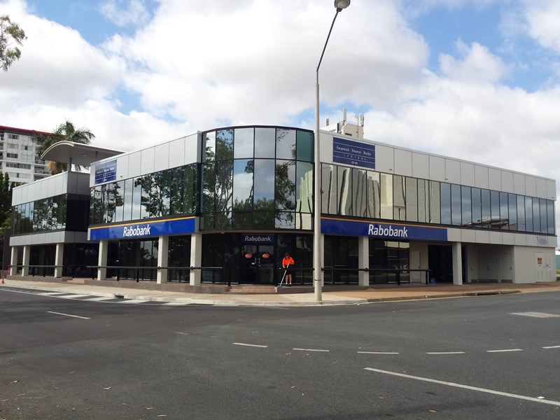 Office 4/78 Victoria Parade ROCKHAMPTON CITY QLD 4700