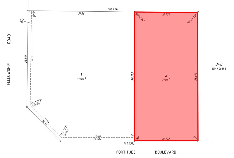 Lot 2 / 2 Fortitude Boulevard WANGARA WA 6065