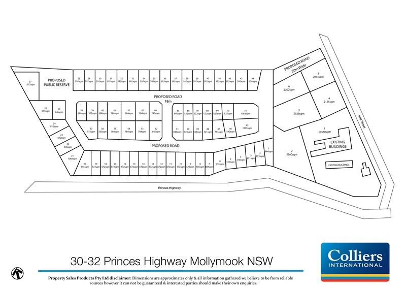 U30-32 Princes Highway MOLLYMOOK NSW 2539