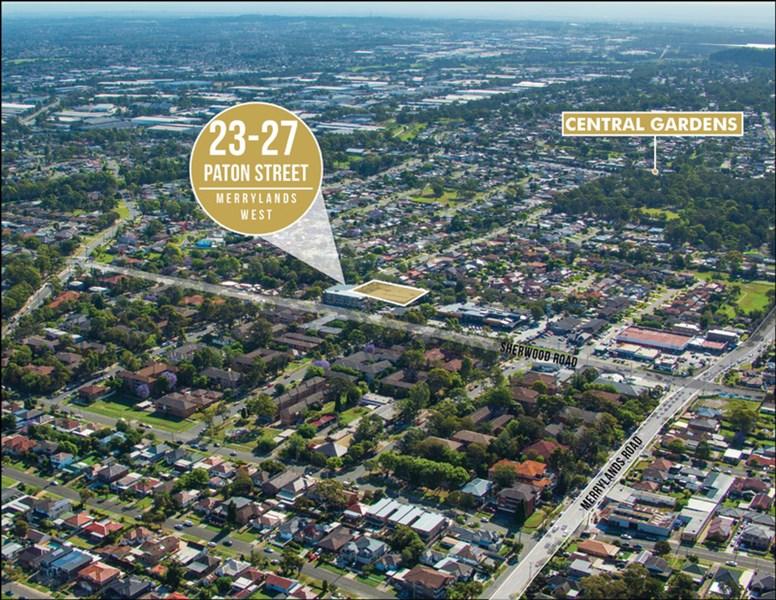 23-27 Paton Street MERRYLANDS NSW 2160